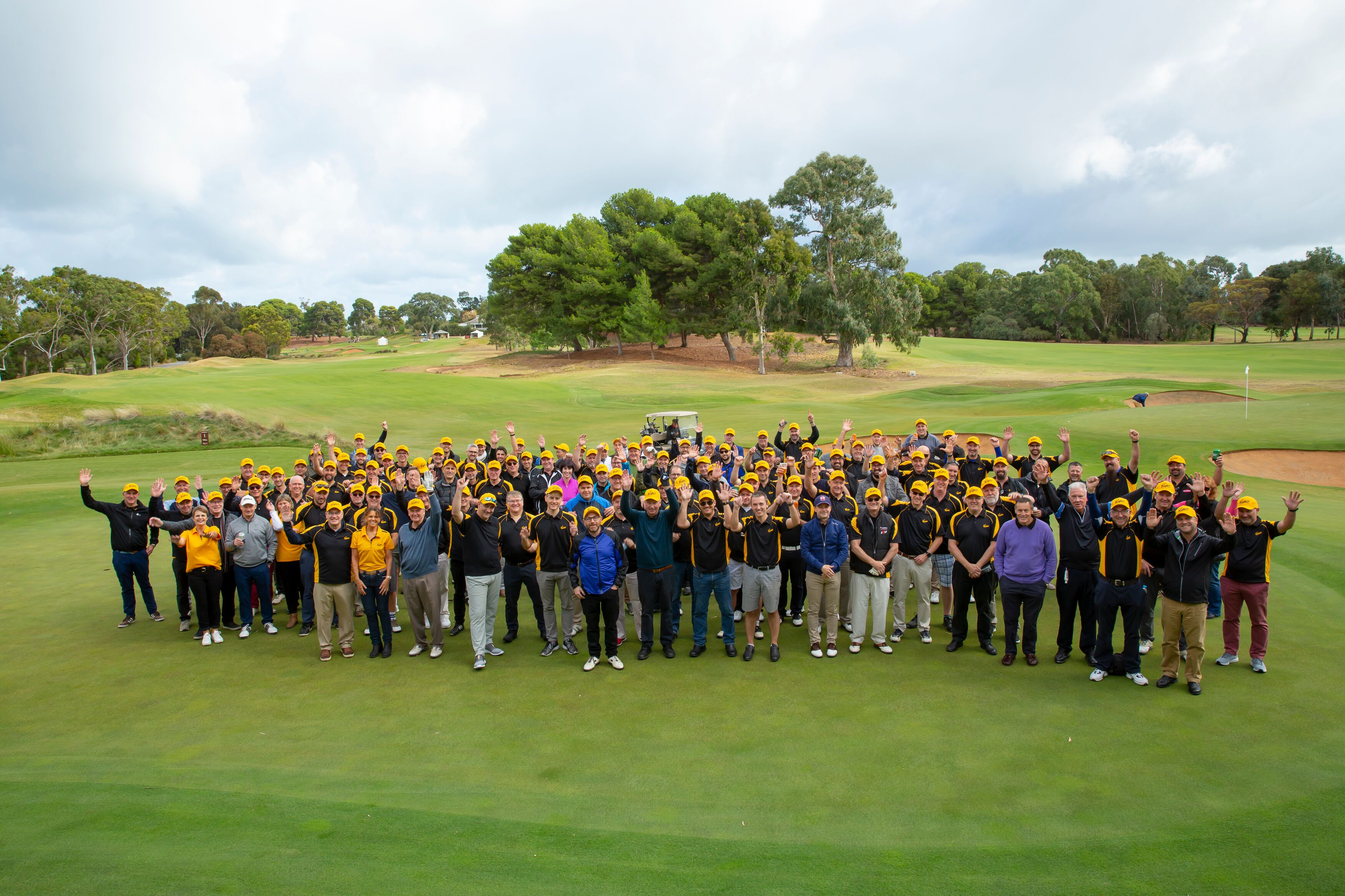 Coopers Brewery Foundation 11th Golf Day image